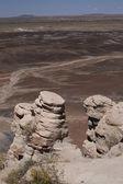 Painted Desert — Stock Photo