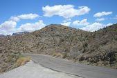Route 66 Mountain Pass — Stock Photo