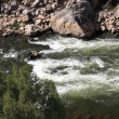 Wyoming River — Stock Photo