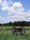 Chancellorsville Battlefield — Stock Photo