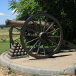 Pennsylvania Battlefield - Gettysburg — Stock Photo