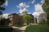 Michigan State Capitol Building — Stock Photo