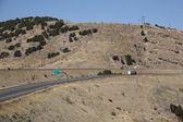 Utah Mountain Pass — Stock Photo