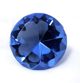Blue Crystal — Stock Photo