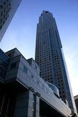 Edificio commerciale piano alto — Foto Stock