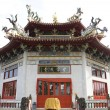 Chinese temple - Stockfoto