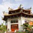 Stock Photo: Chinese temple