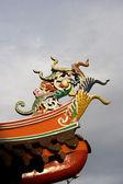 Tempio cinese — Foto Stock
