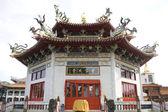 Kinesiskt tempel — Stockfoto