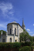 Cathedral church — Stockfoto