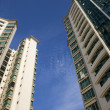 Foto Stock: Singapore residential