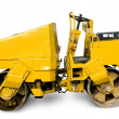 Stock Photo: Road Roller