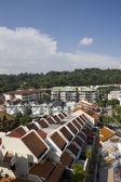 Singapur residencial — Foto de Stock