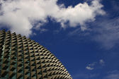 Esplanade Singapore — Stock Photo