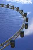 Singapore Flyer — Stock Photo