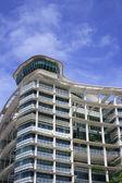 新加坡国立图书馆 — 图库照片