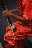 Chinese instrument — Stock Photo