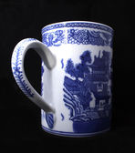 Chinese Style Cup — Stock Photo