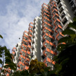 Singapore Residential — Stock Photo #2963045