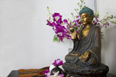 Chinese Buddha statue — Stock Photo
