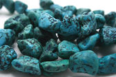 Turquoise stones — Stock Photo