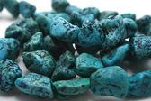 Turkuaz taşlarla — Stok fotoğraf
