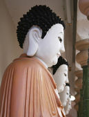 Buddha statues — Photo