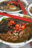 马来西亚食品 — 图库照片