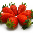 Strawberries — Stock Photo #3190095