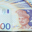 Malaysia Notes - Stock Photo