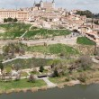 Toledo, old capital of Spain - Stock Photo