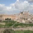 Palaces of Toledo - Stock Photo