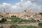 Palaces of Toledo — Stock Photo