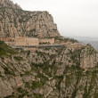 Monastery Montserrat - Stock Photo