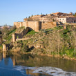 Fortification of Toledo - Stock Photo