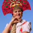 Stock Photo: Kokoshnik