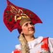 Kokoshnik — Stock Photo