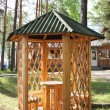 Stock Photo: Summerhouse