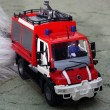 Royalty-Free Stock Photo: Fire-fighting vehicle