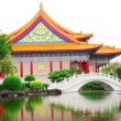 Traditional Chinese architecture — Stock Photo