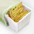 Cookie in box — Stockfoto