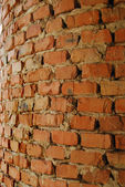 Detail of brick wall — Stock Photo