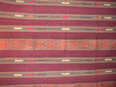 Woven mat — Stock Photo