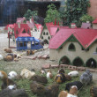 Toy city for rodents — Foto de Stock