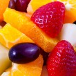 Close Up of Fresh Fruit Salad — Stock Photo