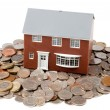 House and Money — Stock Photo #3611031