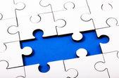 Jigsaw — Stock Photo