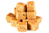 Fudge Pile — Stock Photo