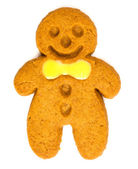 Gingerbread Figures — Stock Photo