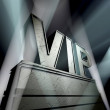 VIP sign - Stock Photo